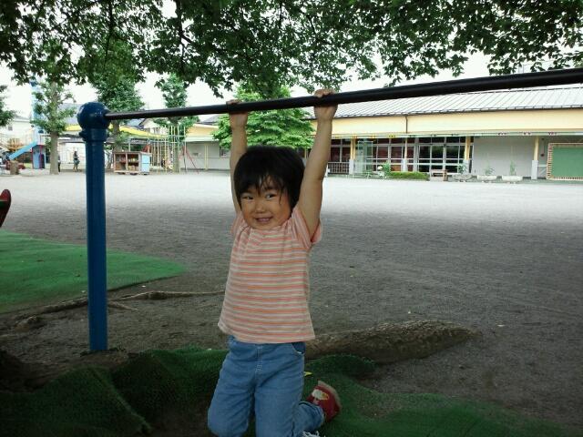 幼稚園園庭解放