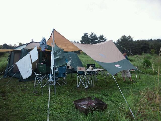 嬬恋キャンプ